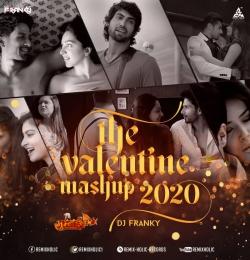 Bollywood Valentine Love Mashup 2020 DJ Franky