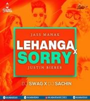 LEHANGA X SORRY DJ SWAG X DJ SACHIN REMIX
