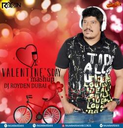 Valentines Dance Mashup - DJ Royden Dubai
