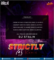 01. Jeene Ke Hai Char Din (2020 Club Mix) - DJ Stalin