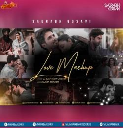 Bollywood Romantic Love Mashup 2020 - Saurabh Gosavi