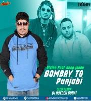 Bombay To Punjab (Remix) Dj Royden Dubai