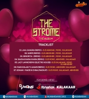 Lazy Lamhe Remix (Electro House) - DJ Abhishek x DJ Mons x DJ Kalakaar