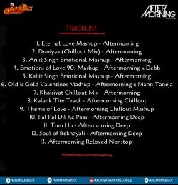 03. Arijit Singh Emotional Mashup - Aftermorning