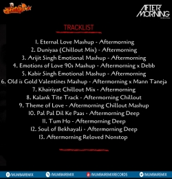 01. Eternal Love Mashup - Aftermorning