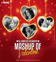 Mashup Of Valentines (2020) DJ Kamlesh Talsaniya