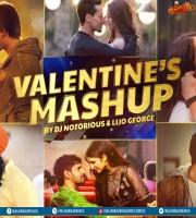 Valentine Mashup 2020 - DJ Notorious x DJ Lijo