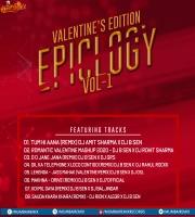 02. ROMANTIC VALENTINE MASHUP 2020 - DJ B SEN X DJ ROHIT SHARMA