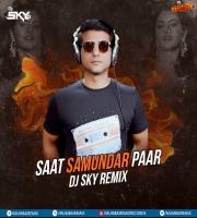 Saat Samundar (Remix) - DJ SKY