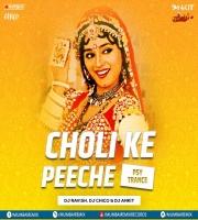 Choli Ke Peeche (HardStyle Hai) DJ Ravish x DJ Chico x DJ Ankit