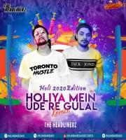 Holiya Mein Ude Re Gulal (2020 Remix) - The Headlinerz