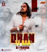 Dhan Te Nan - Electro Mix (Kaminey) - DJ Yoddha