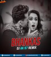 BHANKAS (Baaghi 3) DJ AK97 REMIX