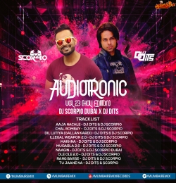 09. Rang Barse (Remix) - DJ Scorpio Dubai x DJ Dits