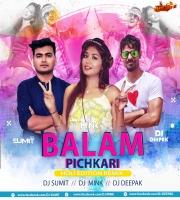 Balam Pichkari (Holi Edition) - DJ Sumit X DJ Mink X DJ Deepak