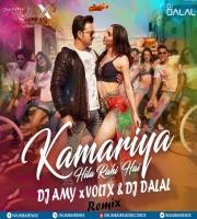 Kamariya Hila Rahi Hai (Bootleg) AMY x VOLTX X DJ DALAL
