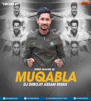 Muqabla (Remix) - Street Dancer 3D - DJ DEBOJIT ASSAM