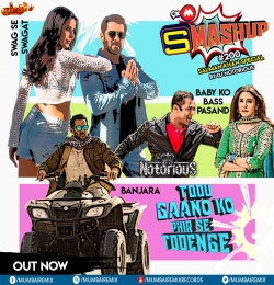 9XM Salman Khan Official Smashup - DJ Notorious