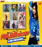 Punjabi (Mashup) Dj Rink x Hiren Chawda
