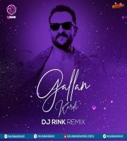Gallan Kardi (Remix) - DJ Rink