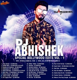 7. CHAIYA CHAIYA - DJ ABHISHEK EDIT