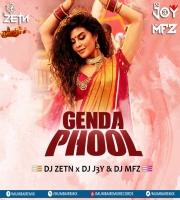 Genda Phool ( BH Dutch House ) - DJ ZETN x DJ J3Y  DJ MFZ