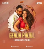 GENDA PHOOL (REMIX) DJ HARSHAL x DJ LESH INDIA