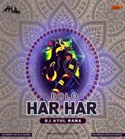 BOLO HAR HAR  (PsyTrance) Dj Atul Rana