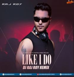 David Guetta Martin Garrix Brooks - Like I Do DJ Raj Roy Remix