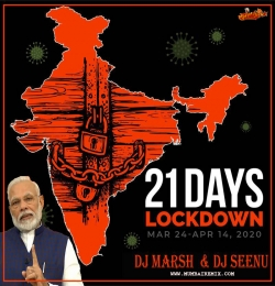 LOCKDOWN SHRI PM MODI (REMIX) DJ SEENU KGP X DJ MARSH