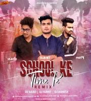 School Ke Tem Pe (Nagpuri Remix) Dj Sajid x Dj Sumit x Dj Ashif.H