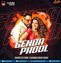Genda Phool (Remix) Shameless Mani X Saurabh Gosavi