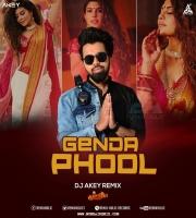 Genda Phool Remix DJ Akey