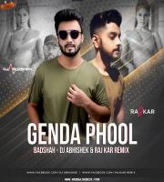 GENDA PHOOL - BADSHAH - DJ ABHISHEK x RAJ KAR REMIX