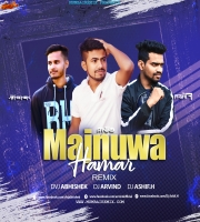 Majanua Hamar (Remix) Dj Arvind x Dvj Abhishek x Dj Ashif.h