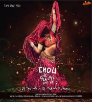 Choli Ke Peeche Kya Hai -  EDM Drop Mix Dj Shailesh x Dj Mahesh Kolhapur