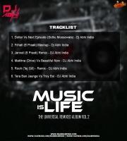 Tera Ban Jaunga Vs Troy Boi - DJ Abhi India Remix