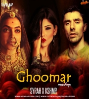 Ghoomar x Festival Of Lights (Mashup) DJ Syrah x Kshmr