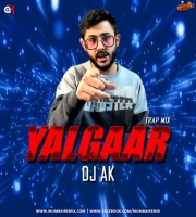YALGAAR - TRAP MIX - DJ AK