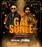 Gal Sunle (Remix) - Dj Arvind x Dvj Abhishek
