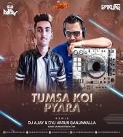 Tumsa Koi Pyara (Remix) - DJ AJAY x DVJ VARUN GANJAWALLA