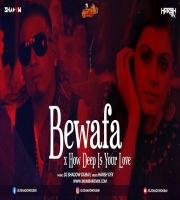 Bewafa x How Deep is Your Love Remix DJ Shadow Dubai