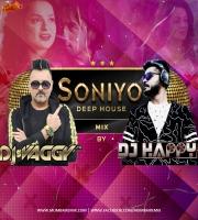 Soniyo - DJs Vaggy x Dj Happy Deep House Mix