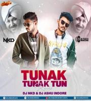 Tunak Tunak Tun Remix - DJ Nkd x DJ Ashu Indore