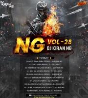 Gale Mein Laal Taai (Remix) - Dj Kiran NG