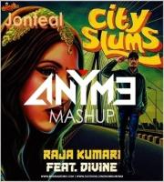 City Slums (Any Me Mashup) - Raja Kumari ft. DIVINE