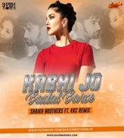 Kabhi Jo Baadal Barse (Remix) Shaikh Brothers Ft. KKC