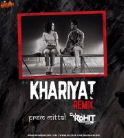 Khairiyat Remix By Prem Mittal X Rohit Sharma