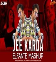 DJ AYUSH - Harrdy Sandhu - Jee Karrda Elfante Mashup
