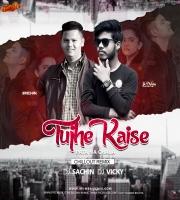 Tujhe Kaise Pata Na Chala (Chillout Mix) DJ Sachin X DJ Vicky